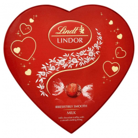 Lindt Lindor  Amour Heart Chocolates