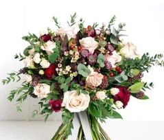 Luxurious Hand Tied Bouquet