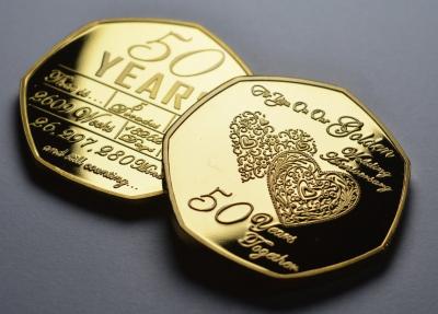 50th - Golden